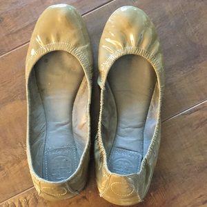 Tory Burch Ballet Flats Size 5